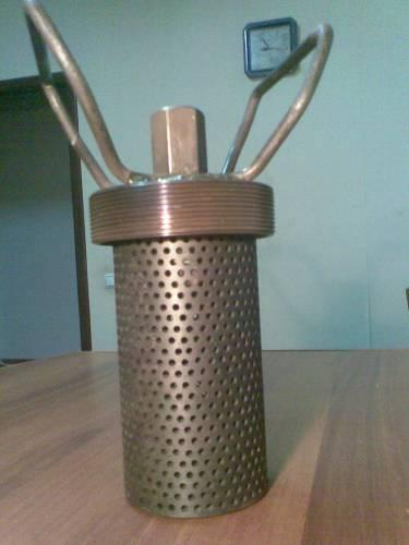 Кассетный фильтр. элемент S фильтации = 44000 мм2